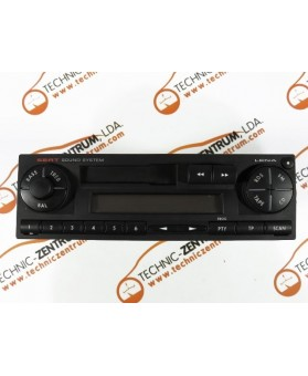 Radio Seat Ibiza - 6L0035152