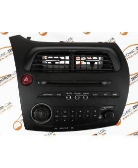 Auto-Rádio Honda Civic -...