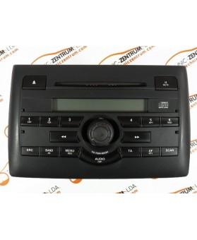 Auto-Rádio Fiat Stilo -...