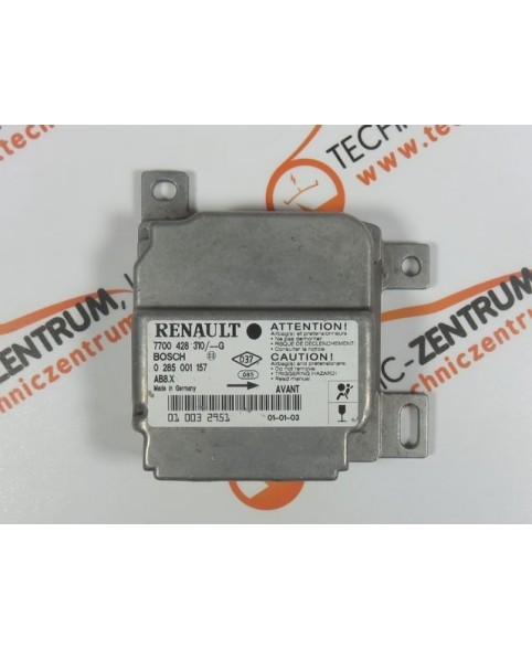 Centralita Airbags - 7700428310G