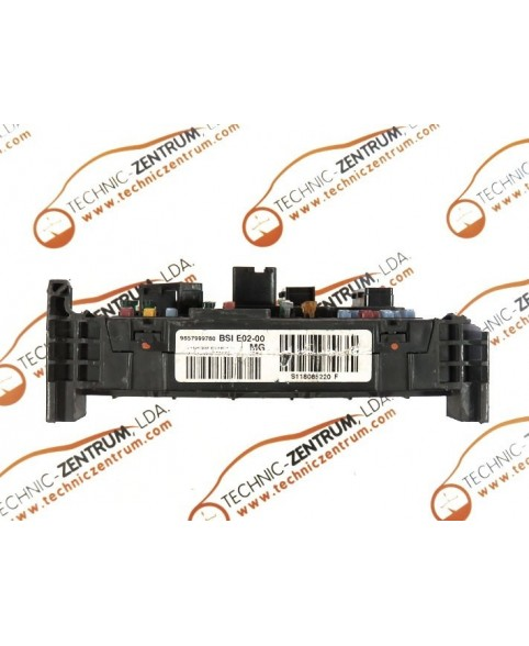 BSI - Fuse Box Peugeot 206 9657999780, 96 579 997 80