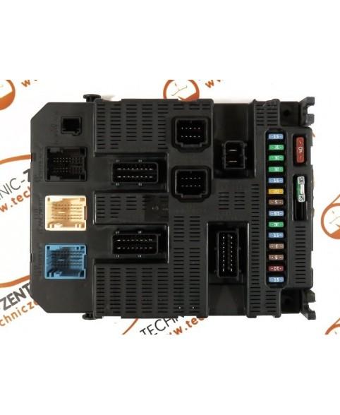bsi fuse box citroen c3 9659285680  96 592 856 80 1965 Citroen C3 9659285680 BSI2004P0900