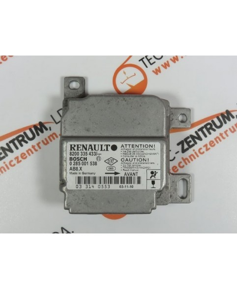 Centralita Airbags - 8200335433
