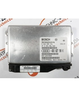 Gearbox - ECU - 4D0927156K