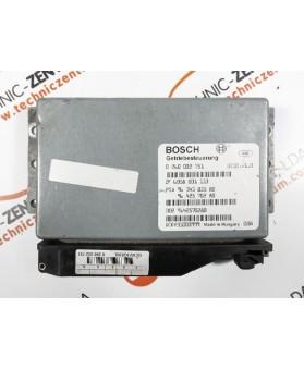 Gearbox - ECU - 9634583580