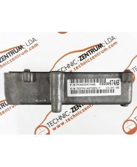 Gearbox - ECU - P04606474AB