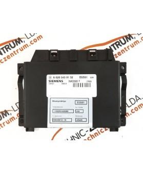 Gearbox - ECU - A0265459132