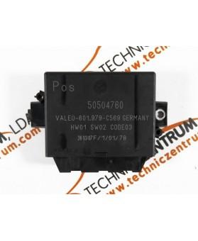 Mód. Sensores de Estac. - 50504760