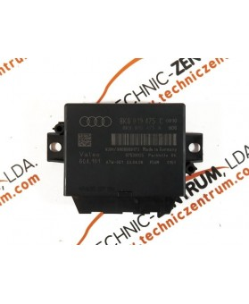 Mód. Sensores de Estac. - 8K0919475C