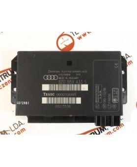 Confort Control Mod. Audi...