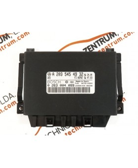 Mód. Sensores de Estac. - A2035454932