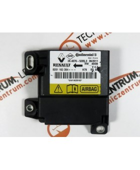 Centralita Airbags - 8201163304