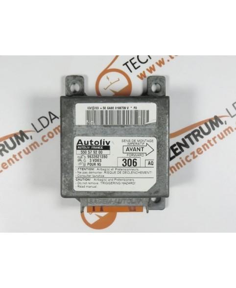 Module - Boitier - Airbag - 9633621280