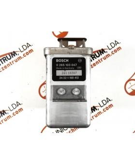 Centralina ABS - ESP - 34521160413