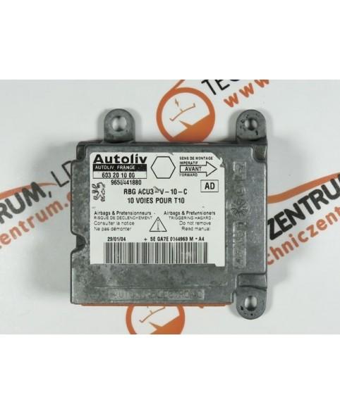 Centralita Airbags - 9653441880