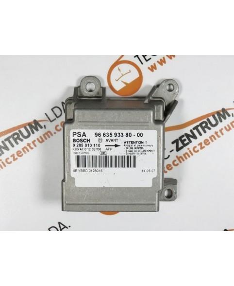Module - Boitier - Airbag - 966359338000