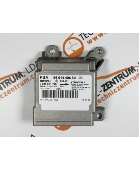 Module - Boitier - Airbag - 966144068003