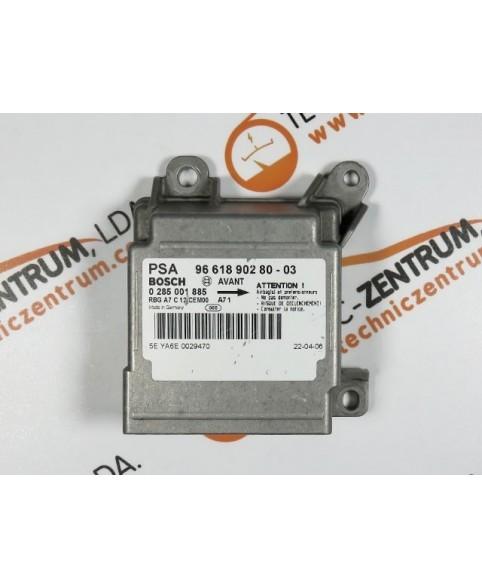 Centralita Airbags - 966189028003