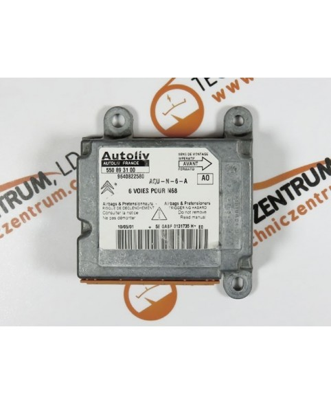Centralita Airbags - 9640822580