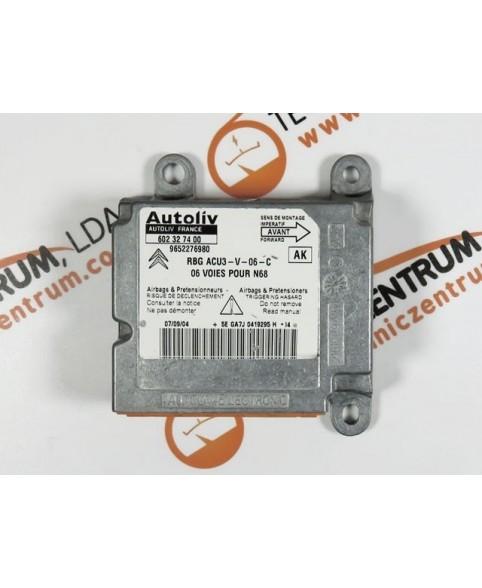 Airbag Module - 9652276980