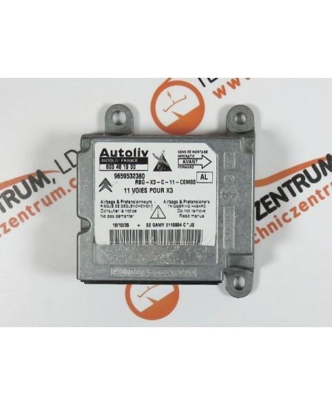 Centralina de Airbags - 9659532380