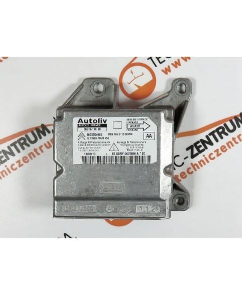 Airbag Module - 9673654980