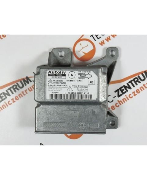 Centralina de Airbags - 9673576980