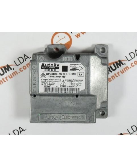 Centralita Airbags - 9661384680