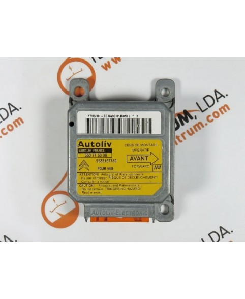 Centralita Airbags - 9632167780