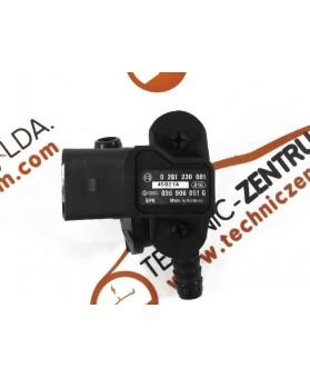 Medidor Massa Ar - 036906051G
