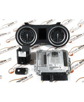 Kits-ECU+Key+IMO - 55204647