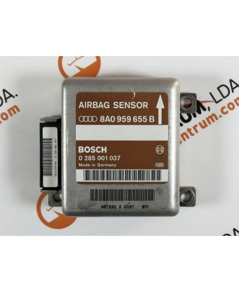 Centralina de Airbags - 8A0959655B
