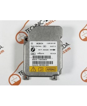 Module - Boitier - Airbag - 65776933238