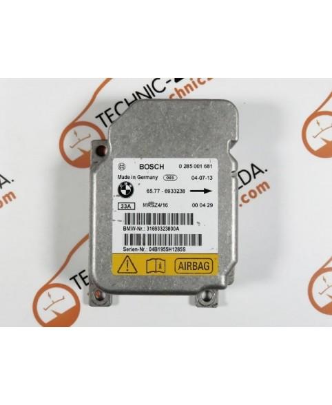 Centralita Airbags - 65776933238