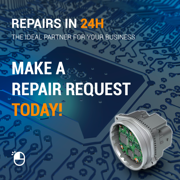 Didn't find the part you want in our stock? Make a repair request