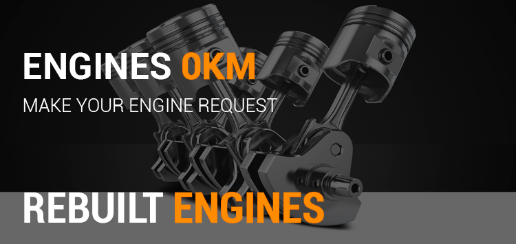 Order your engine now. Rebuilt Engines