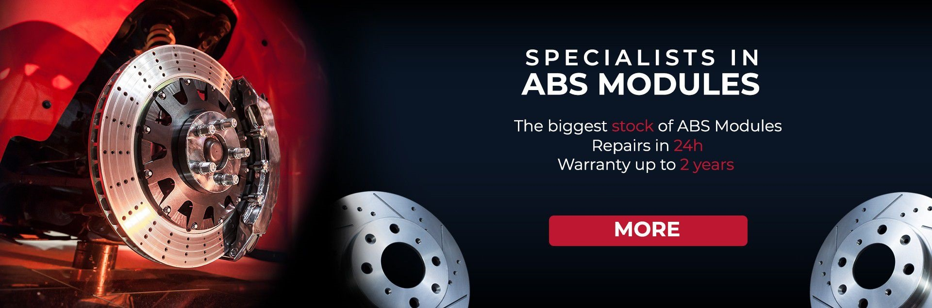 ABS Modules specialists